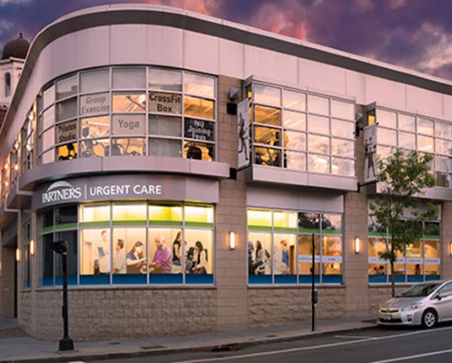 Urgent Care Coolidge Corner near Boston has free parking