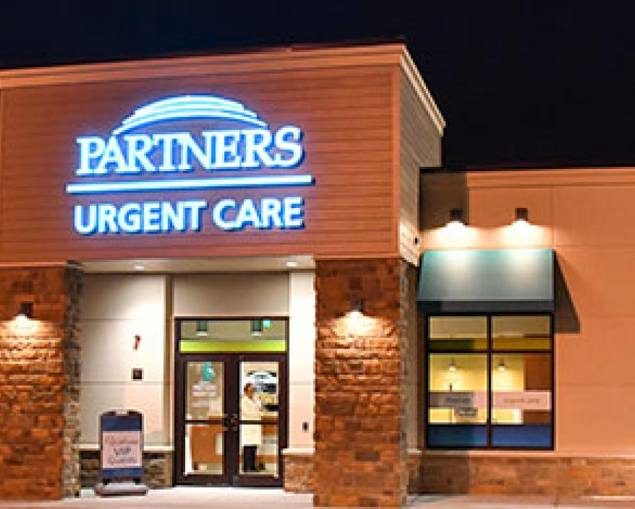Partners Urgent Care in Woburn, MA Open Every Day
