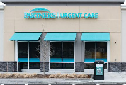 Partners Urgent Care Natick exterior