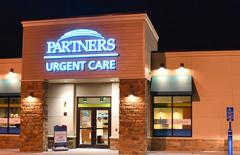 Partners Urgent Care in Woburn, MA Open seven days a week